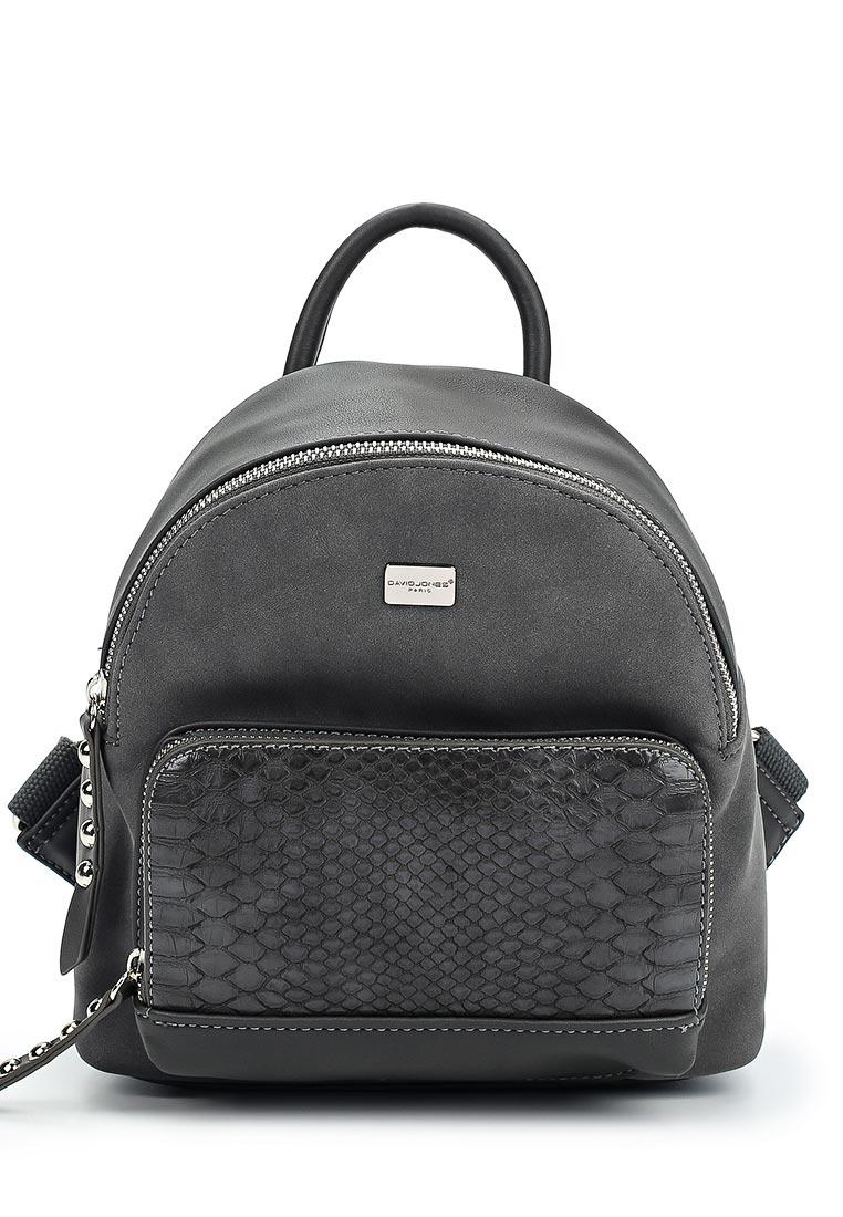 Городской рюкзак David Jones (Дэвид Джонс) СМ3552_серый