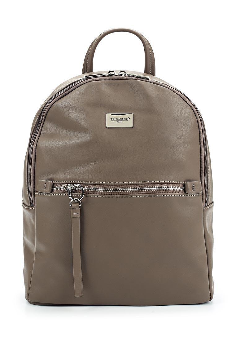 Городской рюкзак David Jones (Дэвид Джонс) 5600-2_кофе