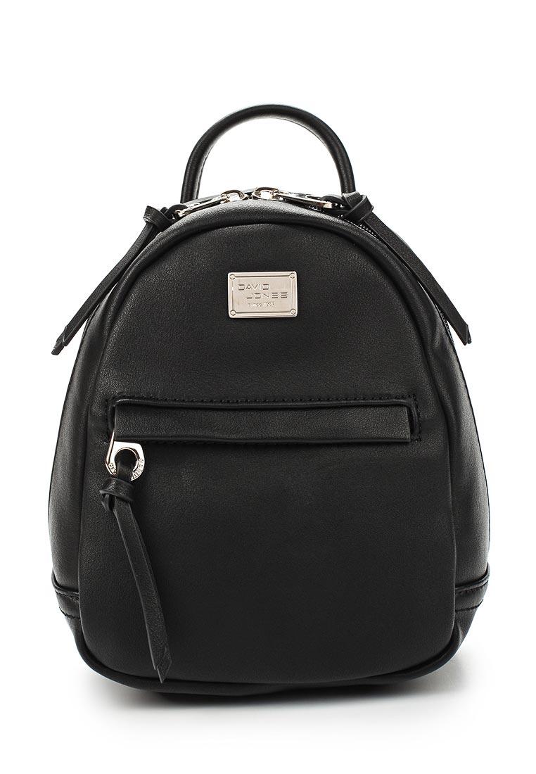 Городской рюкзак David Jones (Дэвид Джонс) СМ3391А_черный