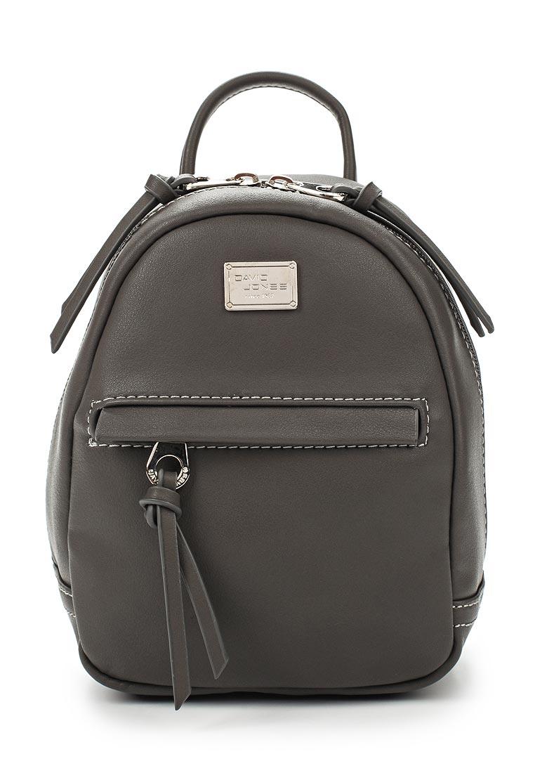 Городской рюкзак David Jones (Дэвид Джонс) СМ3391А_серый
