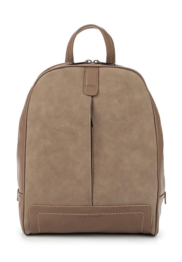 Городской рюкзак David Jones (Дэвид Джонс) СМ3556_кэмел