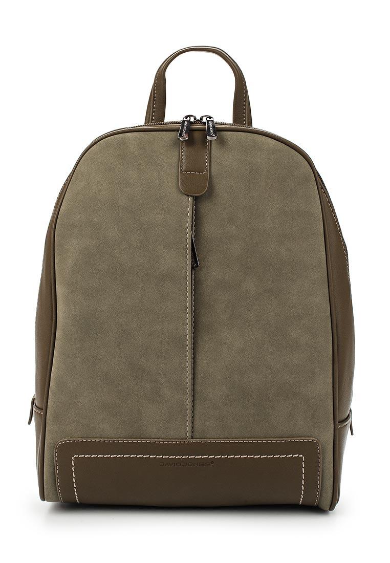 Городской рюкзак David Jones (Дэвид Джонс) СМ3556_зеленый