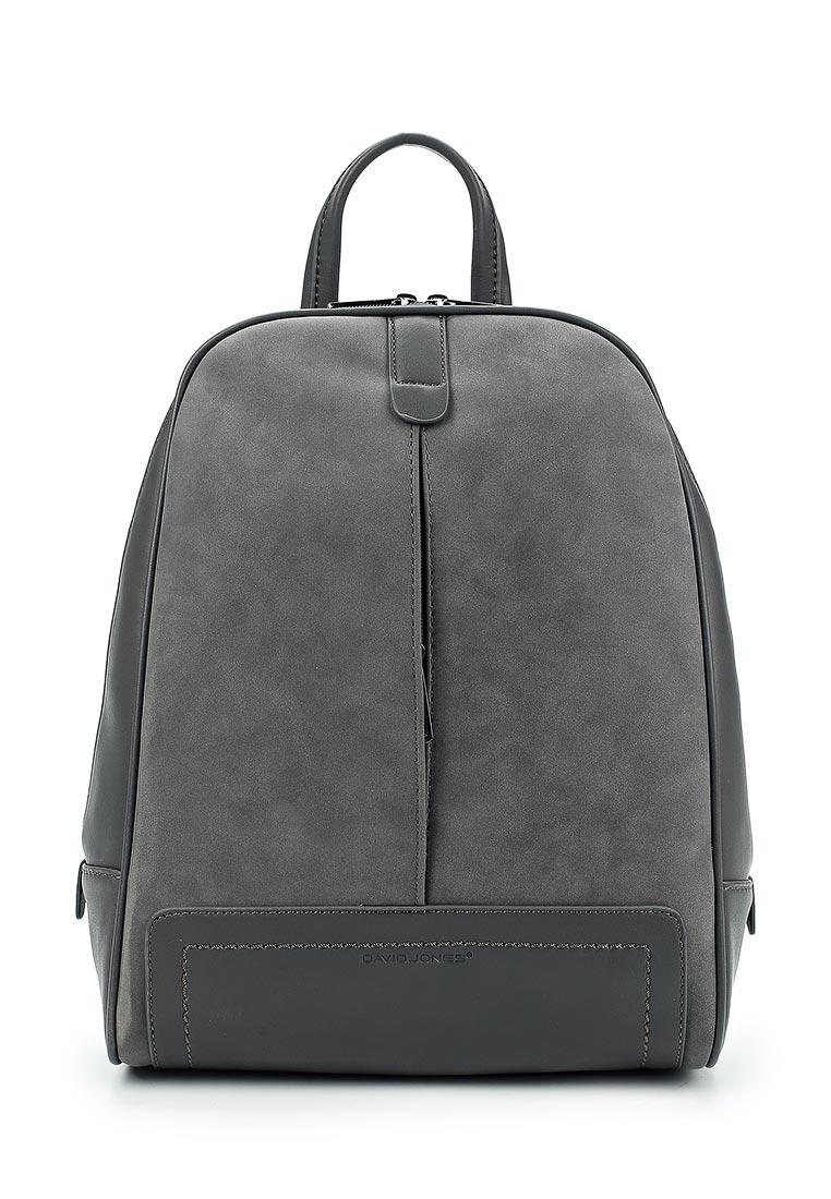 Городской рюкзак David Jones (Дэвид Джонс) СМ3556_серый