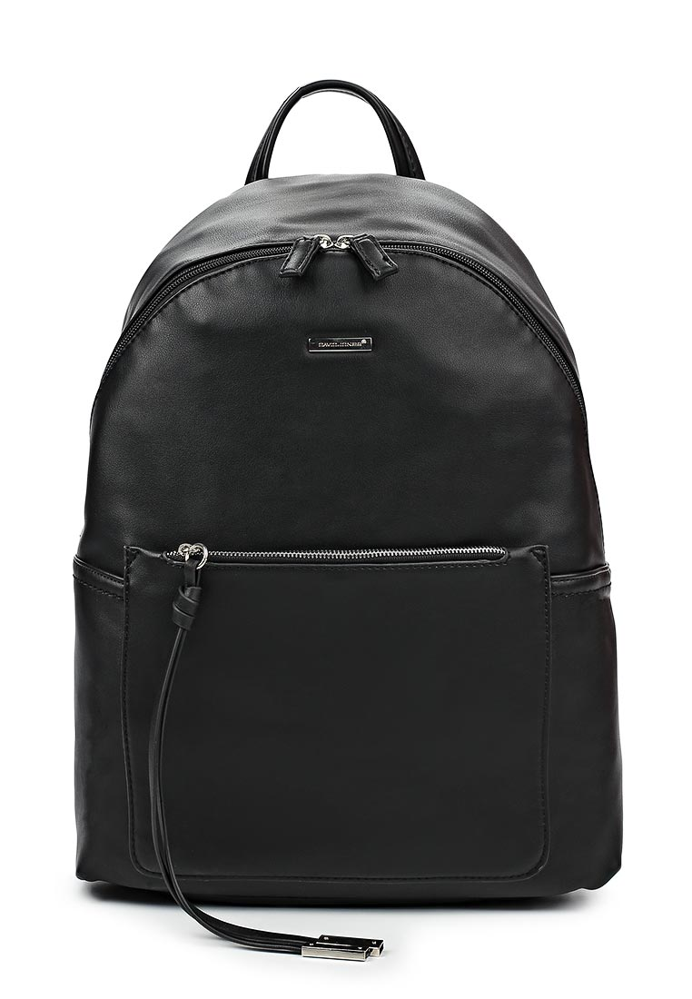 Городской рюкзак David Jones (Дэвид Джонс) 5611-3_черный