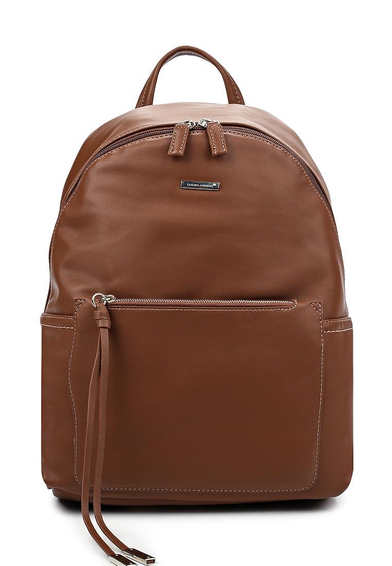 Городской рюкзак David Jones (Дэвид Джонс) 5611-3_коричневый
