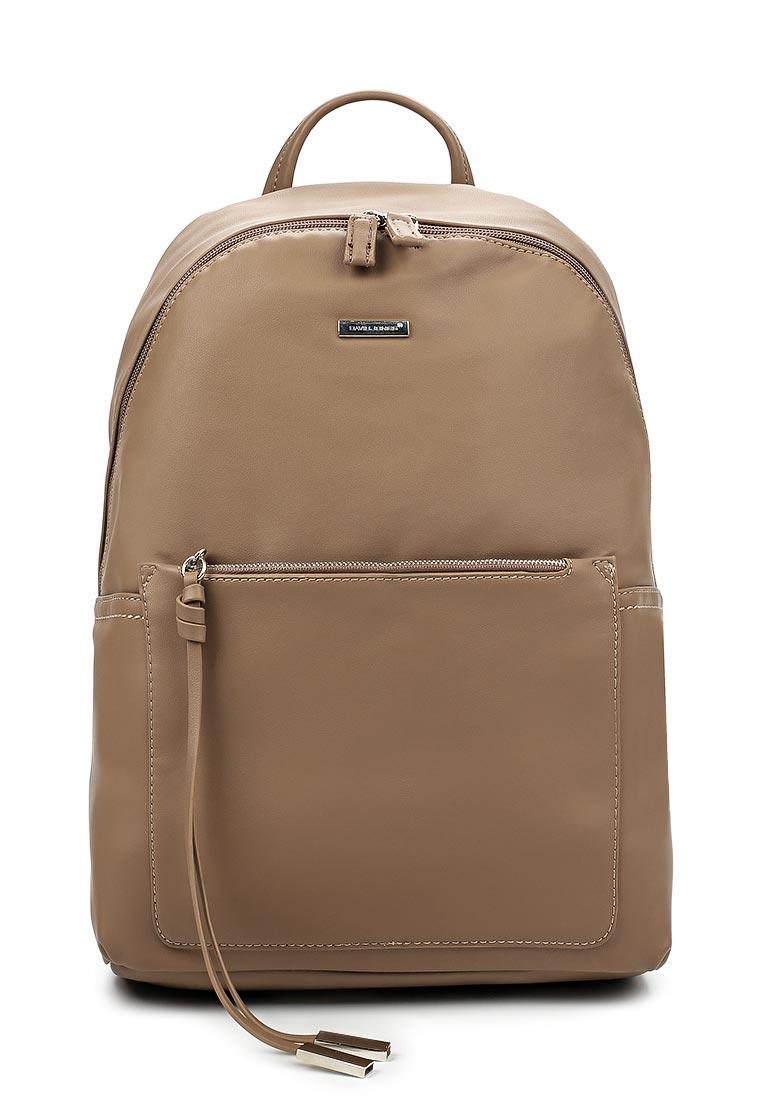 Городской рюкзак David Jones (Дэвид Джонс) 5611-3_кэмел
