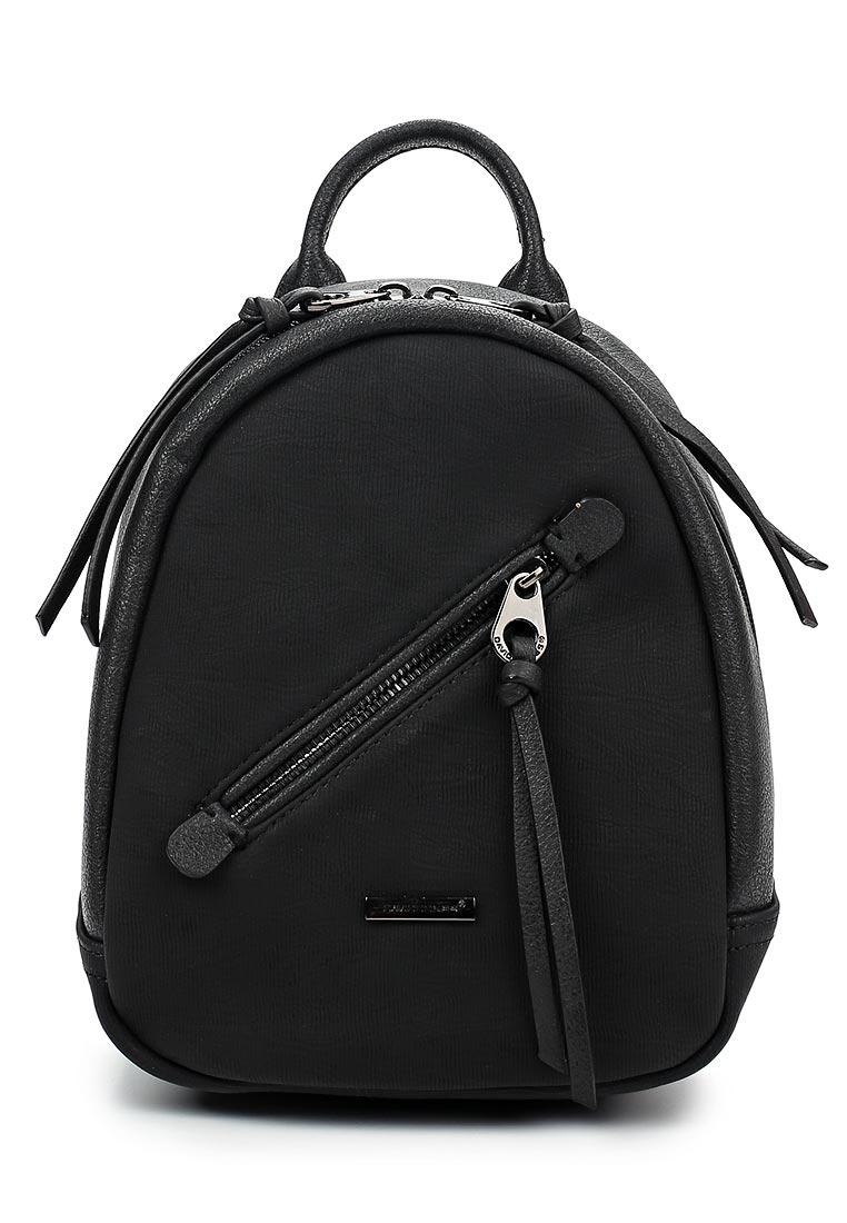 Городской рюкзак David Jones (Дэвид Джонс) 5656-3_черный