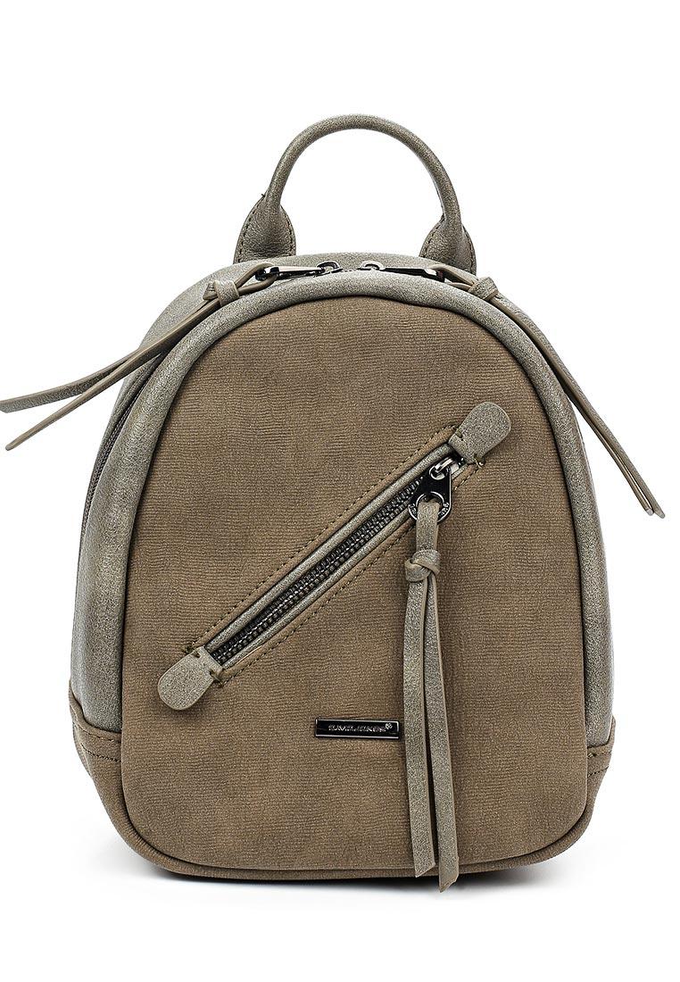 Городской рюкзак David Jones (Дэвид Джонс) 5656-3_зеленый