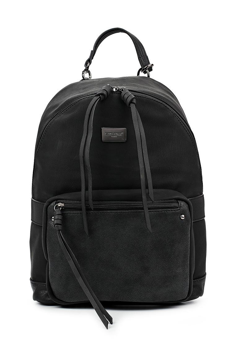 Городской рюкзак David Jones (Дэвид Джонс) СМ3356А_бордовый