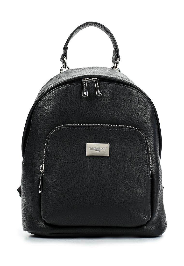 Городской рюкзак David Jones (Дэвид Джонс) CM3340A_черный