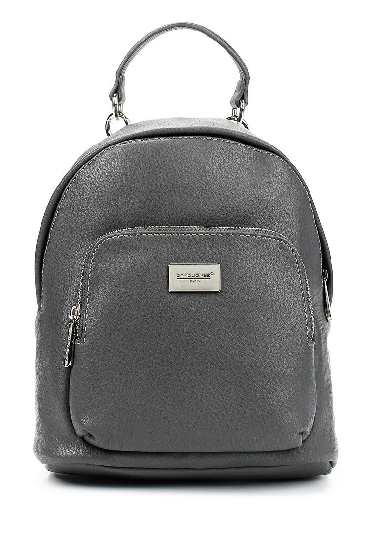 Городской рюкзак David Jones (Дэвид Джонс) CM3340A_серый