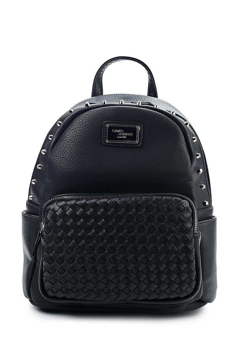 Городской рюкзак David Jones (Дэвид Джонс) CM3525_черный