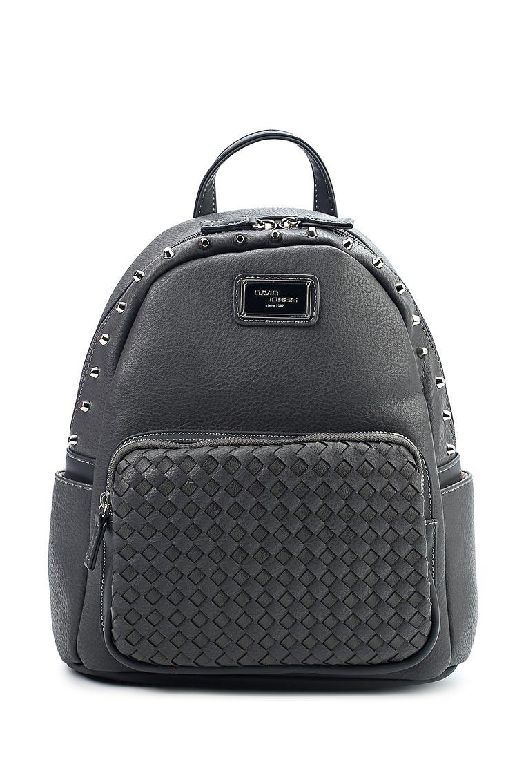 Городской рюкзак David Jones (Дэвид Джонс) CM3525_серый