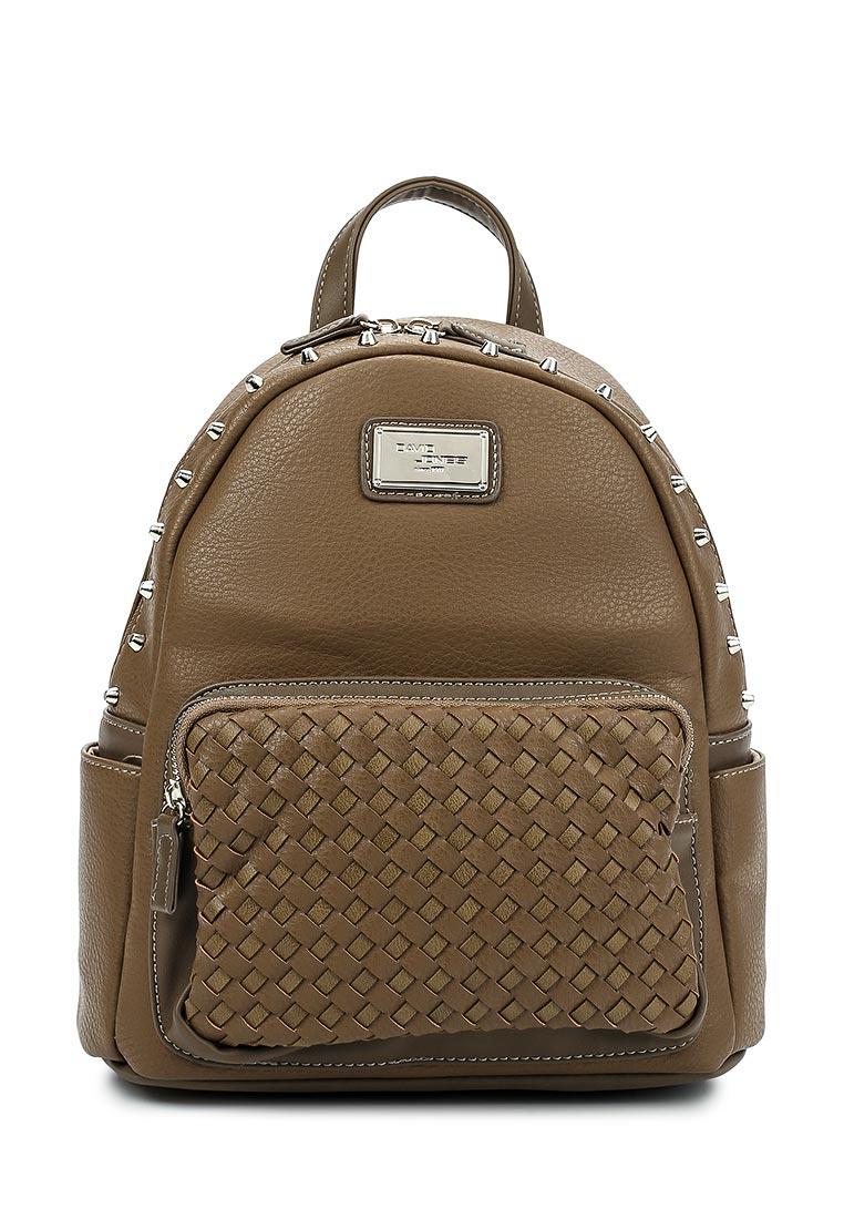Городской рюкзак David Jones (Дэвид Джонс) CM3525_кэмел