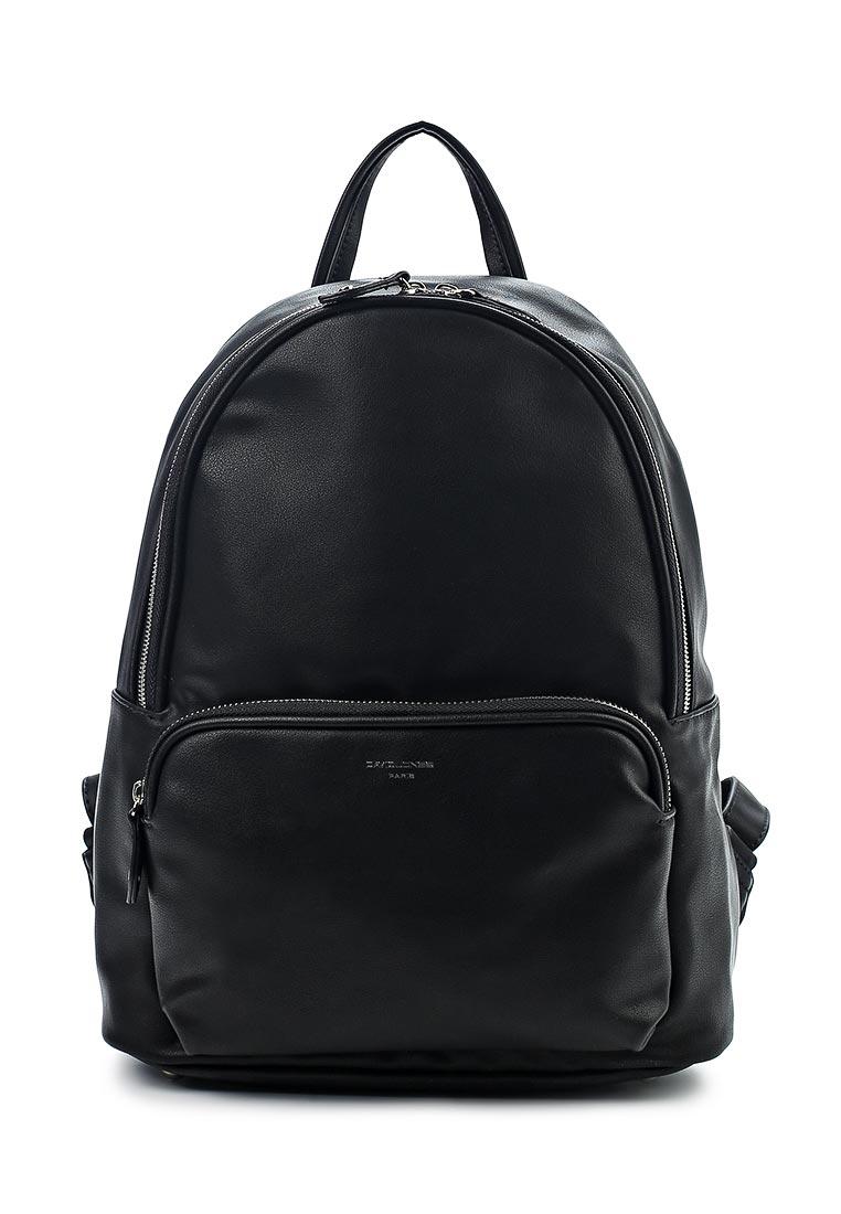 Городской рюкзак David Jones (Дэвид Джонс) CM3558_черный