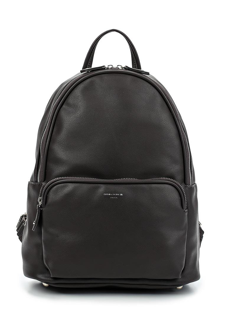 Городской рюкзак David Jones (Дэвид Джонс) CM3558_коричневый