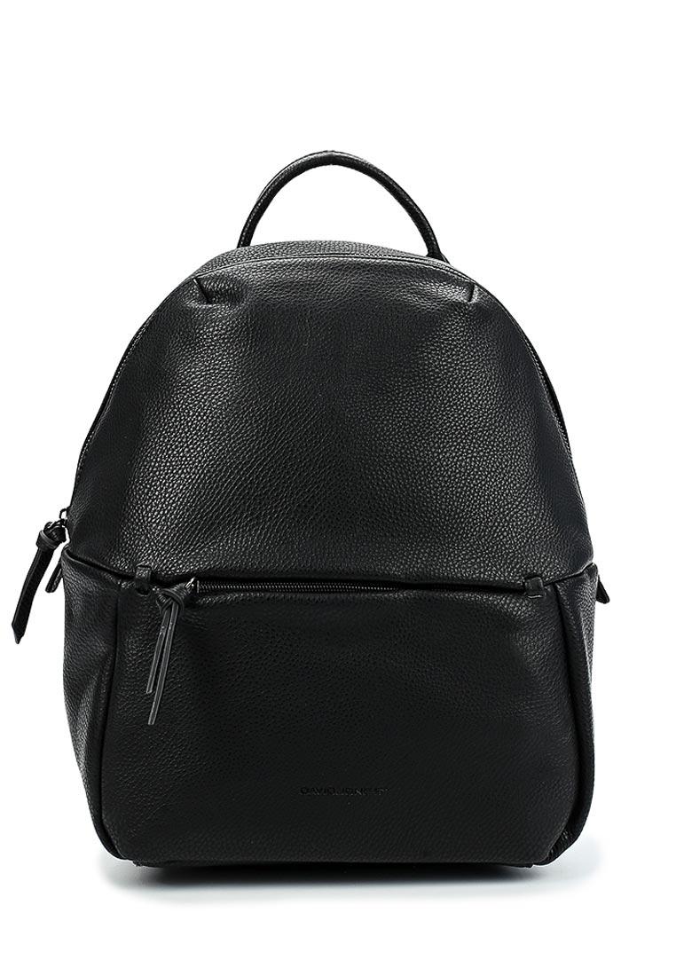 Городской рюкзак David Jones (Дэвид Джонс) CM3566_черный