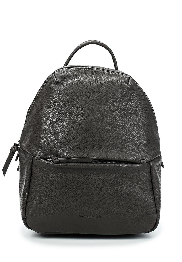 Городской рюкзак David Jones (Дэвид Джонс) CM3566_серый