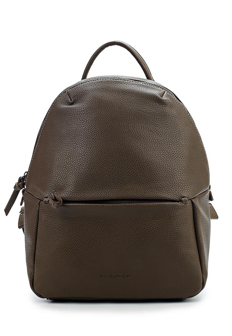 Городской рюкзак David Jones (Дэвид Джонс) CM3566_зеленый