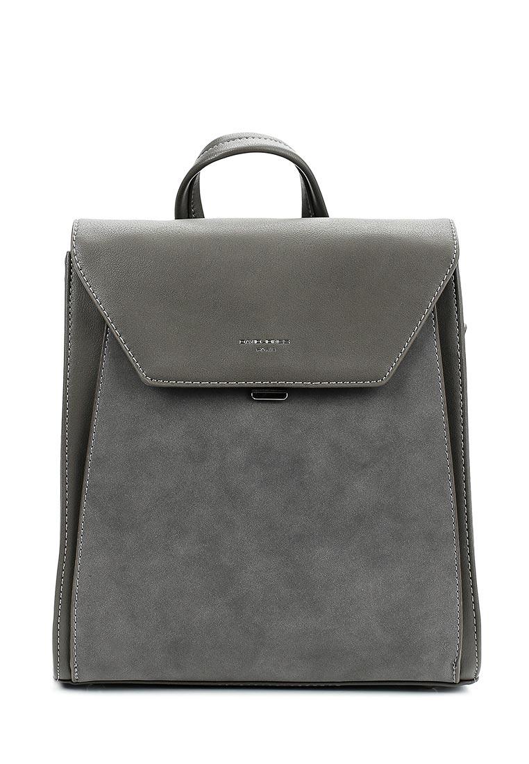 Городской рюкзак David Jones (Дэвид Джонс) 5658-2_серый