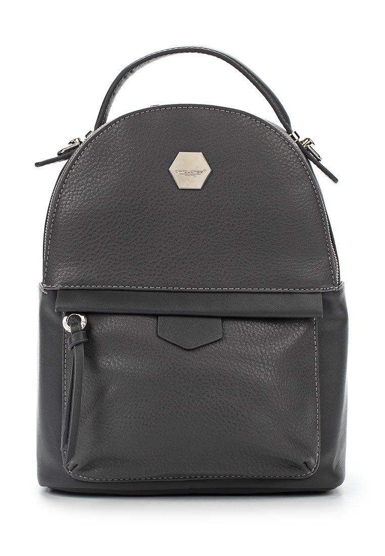 Городской рюкзак David Jones (Дэвид Джонс) CM3596_серый
