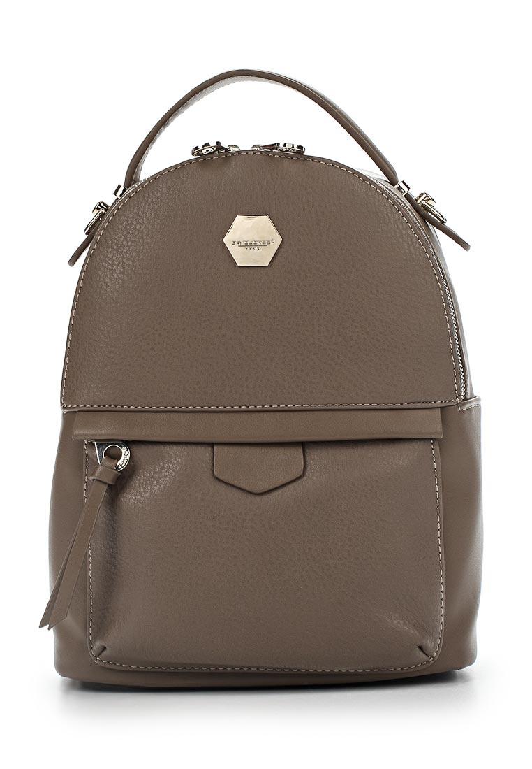 Городской рюкзак David Jones (Дэвид Джонс) CM3596_кофе