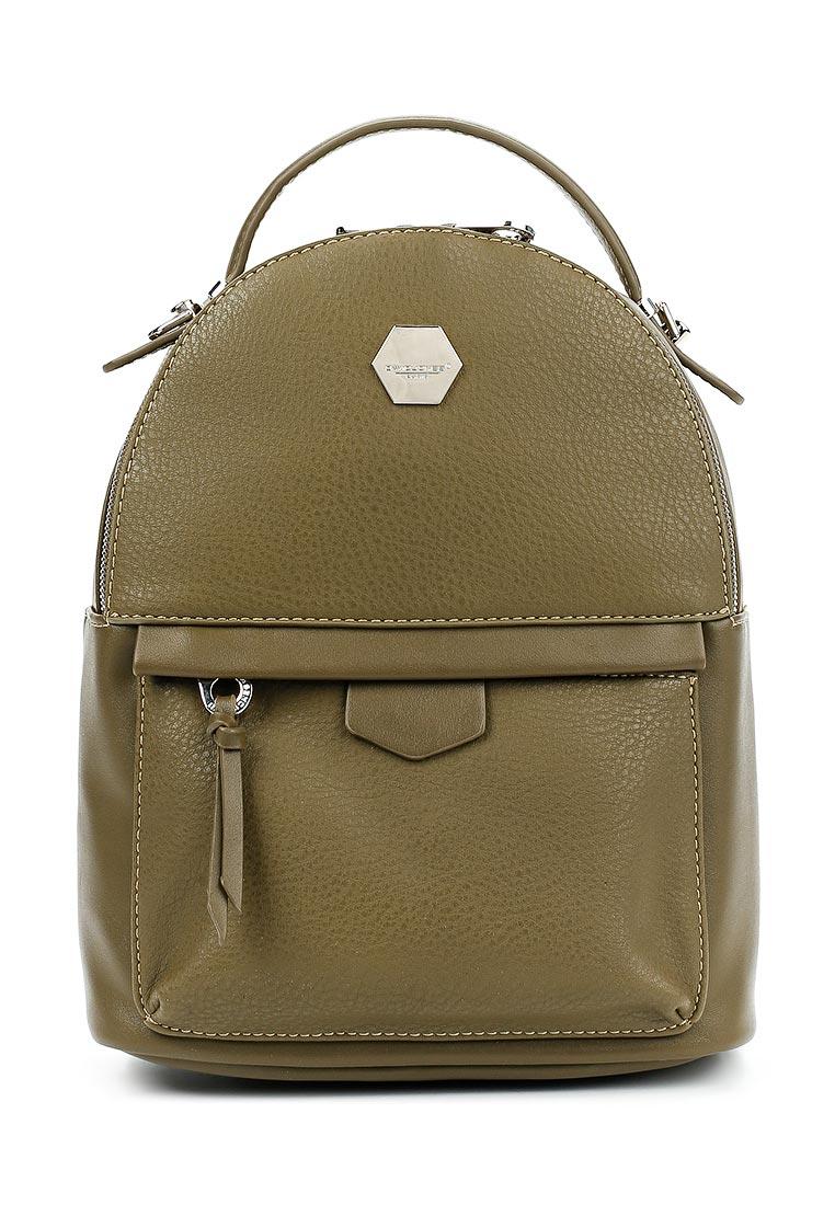 Городской рюкзак David Jones (Дэвид Джонс) CM3596_зеленый