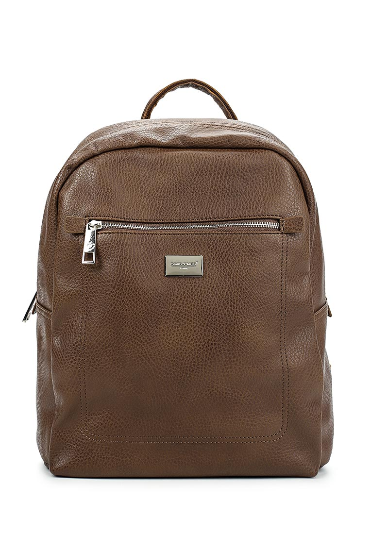 Городской рюкзак David Jones (Дэвид Джонс) CM3619_т.-коричневый