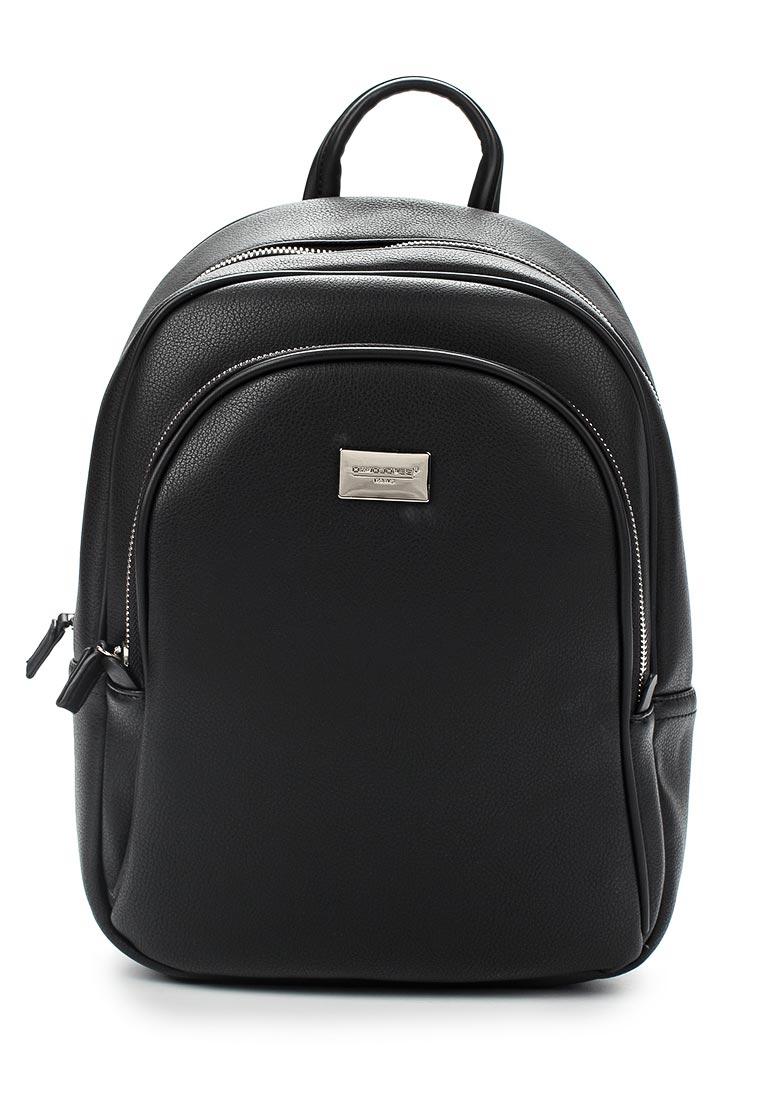 Городской рюкзак David Jones (Дэвид Джонс) CM3633_черный