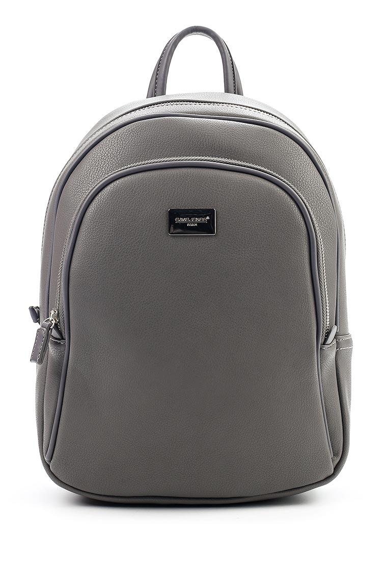 Городской рюкзак David Jones (Дэвид Джонс) CM3633_серый