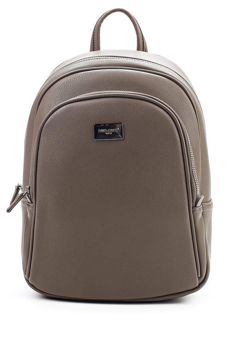 Городской рюкзак David Jones (Дэвид Джонс) CM3633_кофе