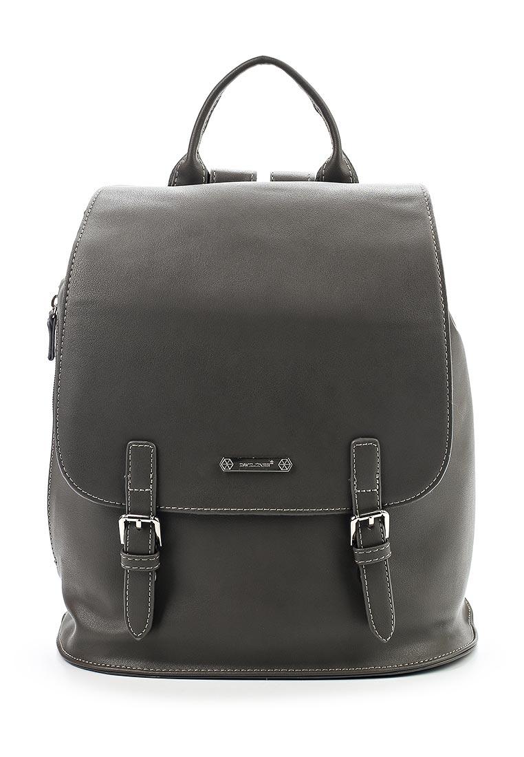 Городской рюкзак David Jones (Дэвид Джонс) CM3640_серый