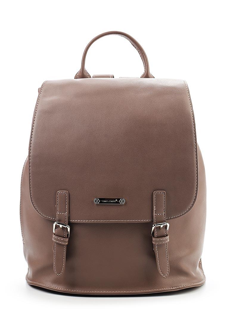 Городской рюкзак David Jones (Дэвид Джонс) CM3640_розовый