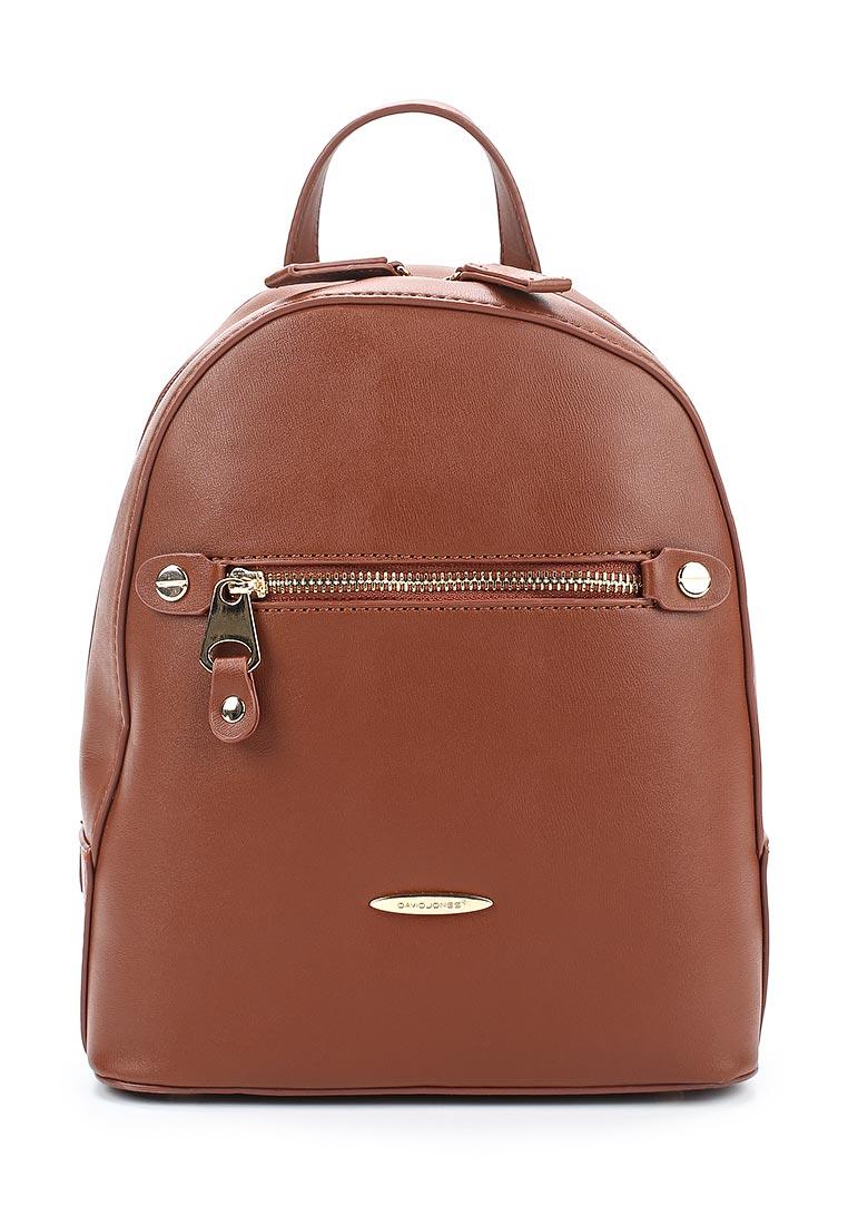 Городской рюкзак David Jones (Дэвид Джонс) 5527-3_коричневый