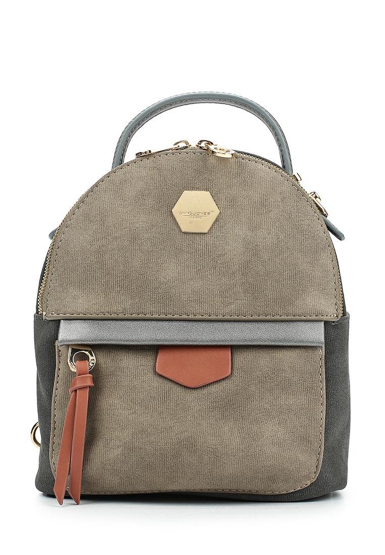 Городской рюкзак David Jones СМ3539_серый