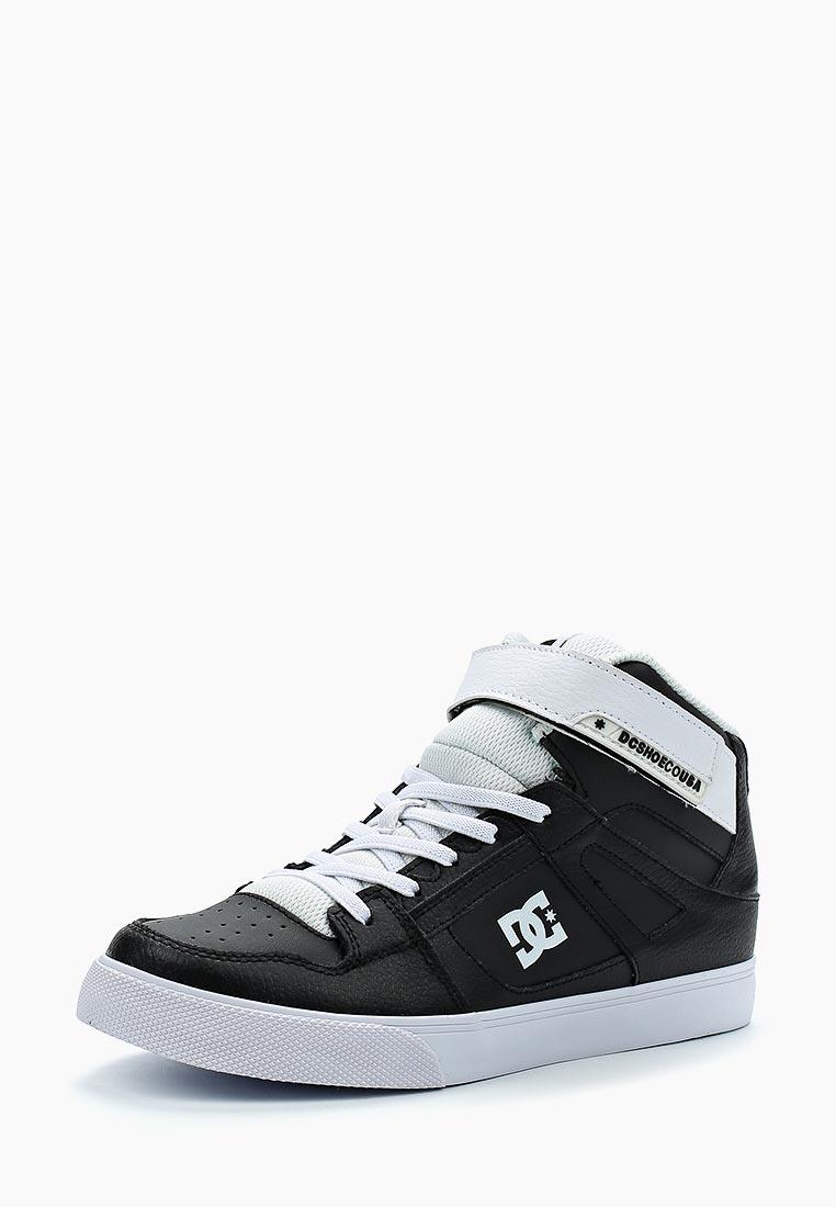 Кеды для мальчиков DC Shoes ADBS300324
