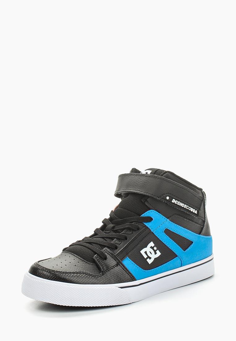 Кеды для мальчиков DC Shoes ADBS300325