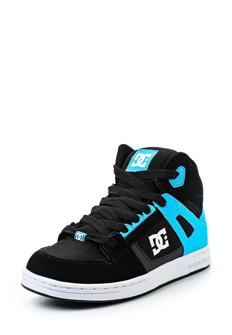 Кеды для мальчиков DC Shoes ADBS100204