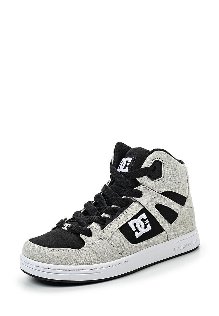 Кеды для мальчиков DC Shoes ADBS100217