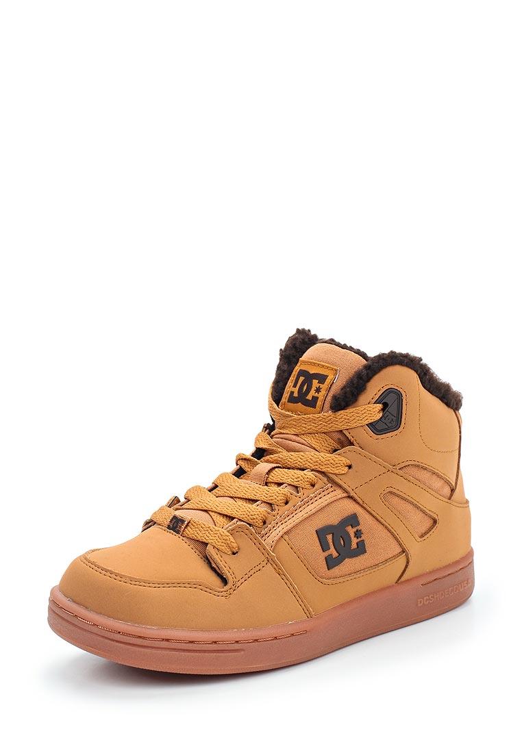Кеды для мальчиков DC Shoes ADBS100075