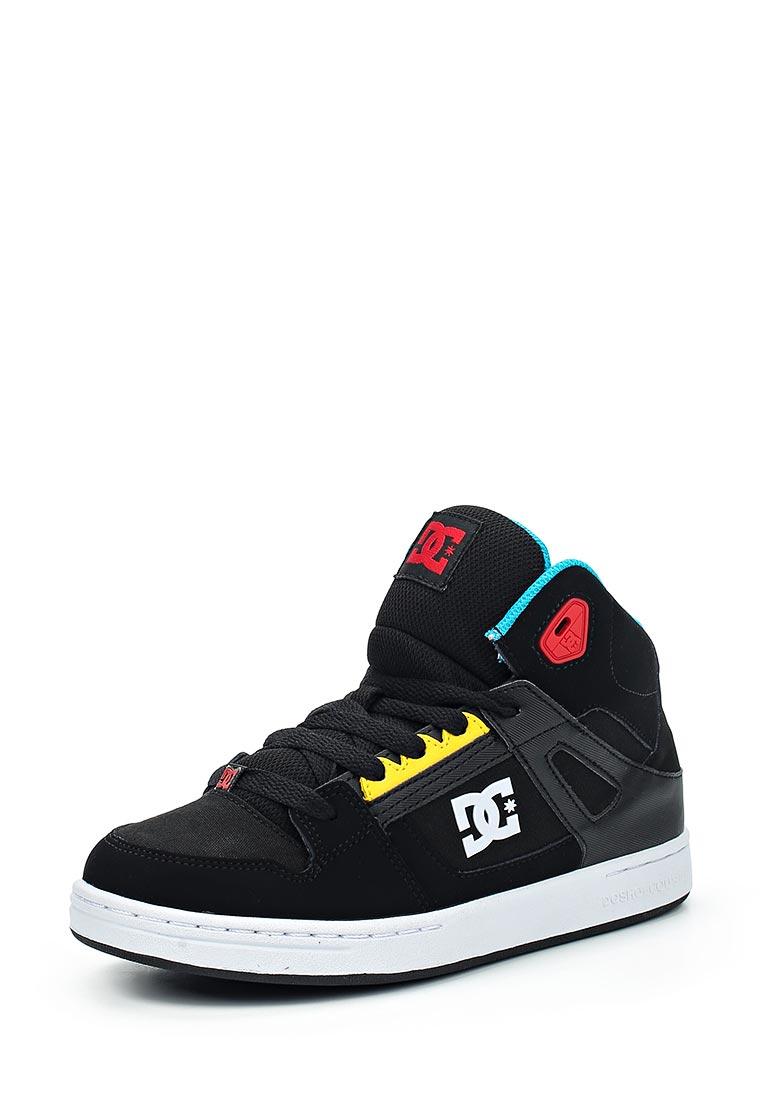 Кеды для мальчиков DC Shoes ADBS100214: изображение 1