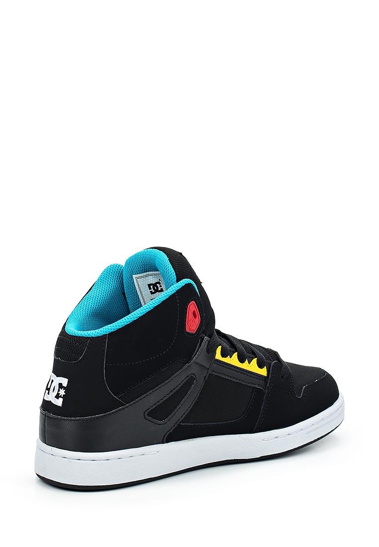 Кеды для мальчиков DC Shoes ADBS100214: изображение 2