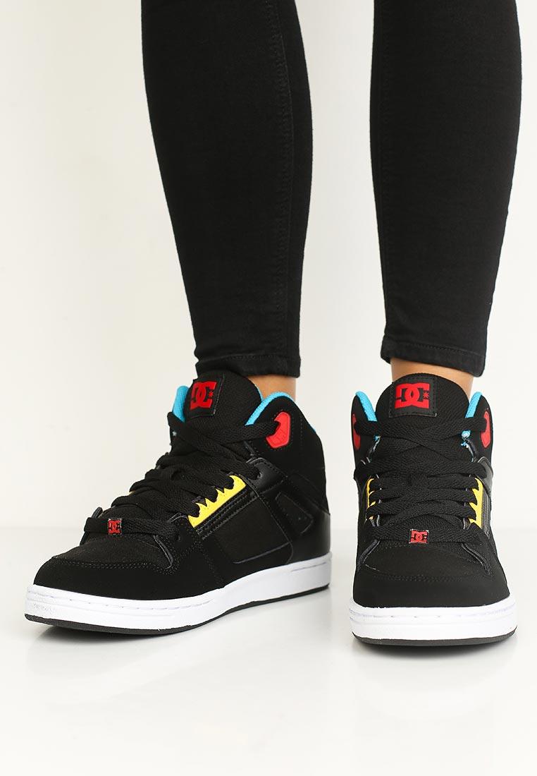 Кеды для мальчиков DC Shoes ADBS100214: изображение 5