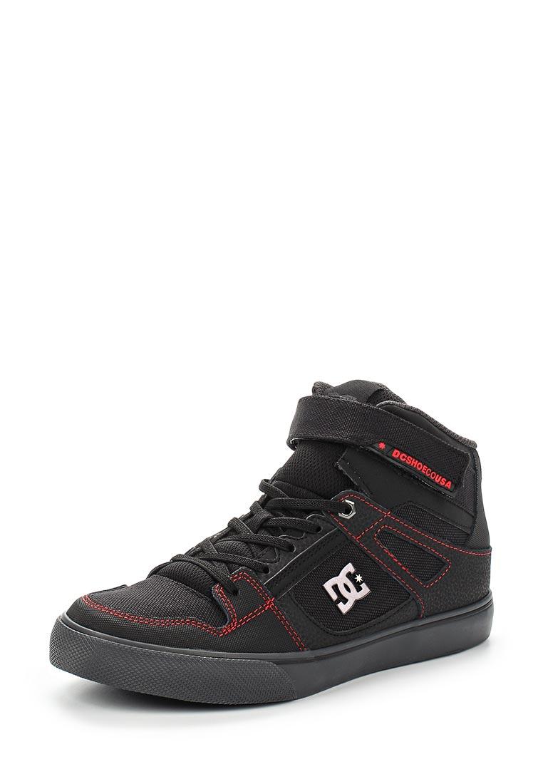 Кеды для мальчиков DC Shoes ADBS300270