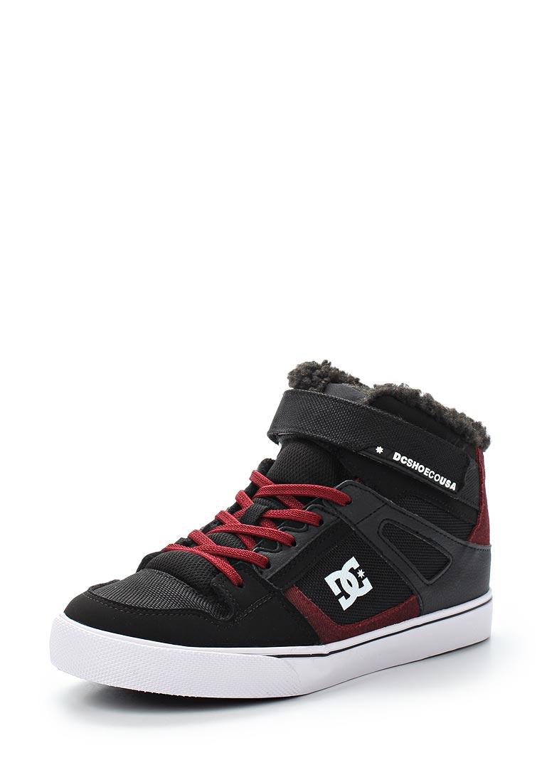 Кеды для мальчиков DC Shoes ADBS300274