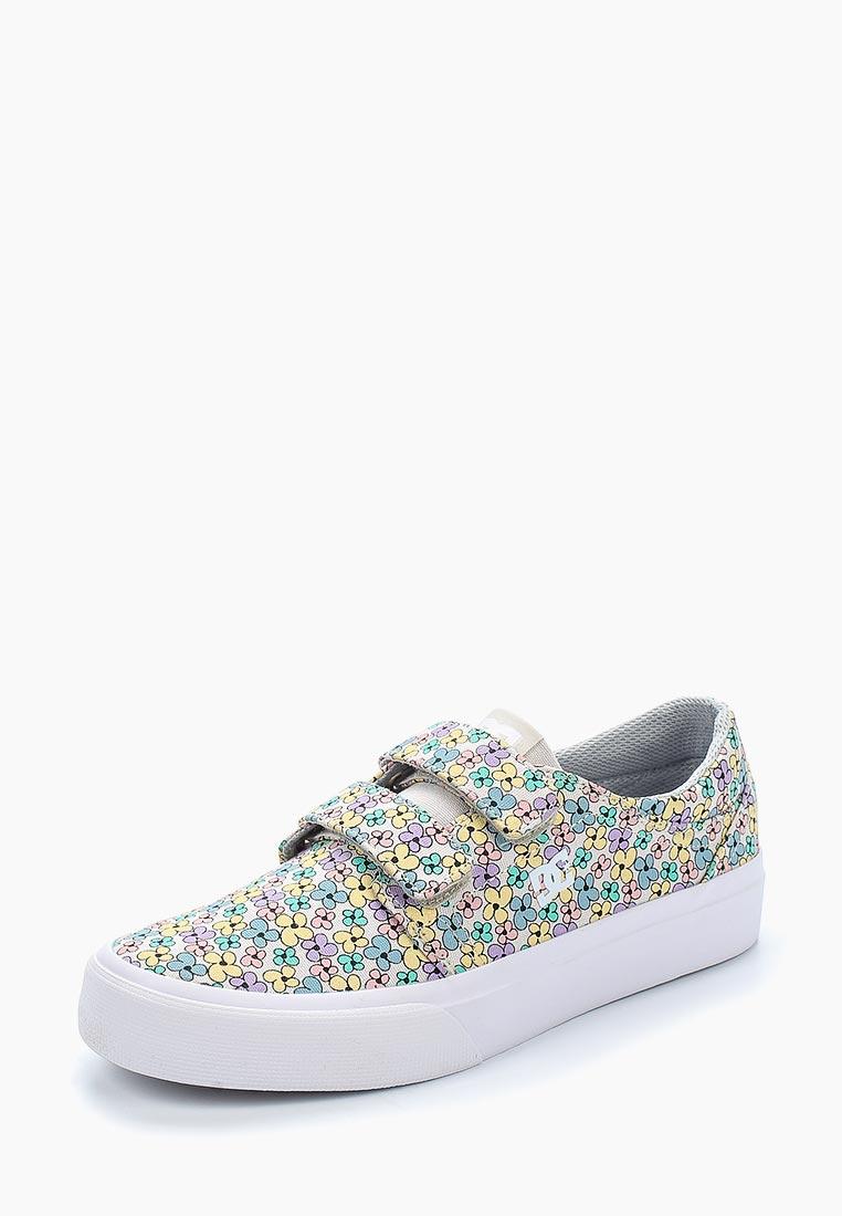 Кеды для девочек DC Shoes (ДС Шуз) ADGS300074