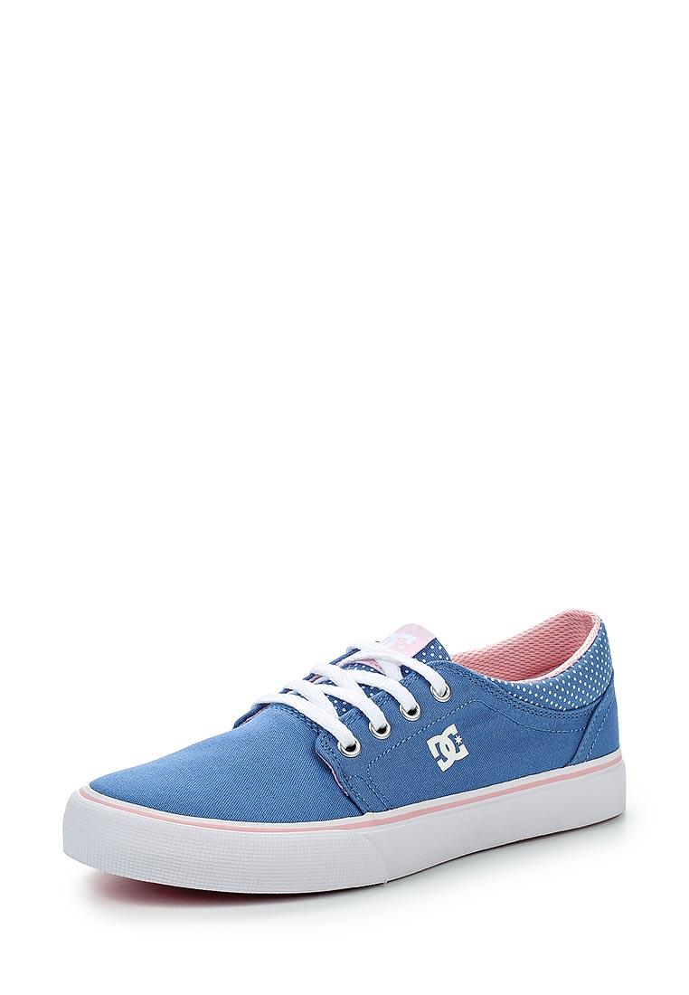 Кеды для девочек DC Shoes (ДС Шуз) ADGS300060