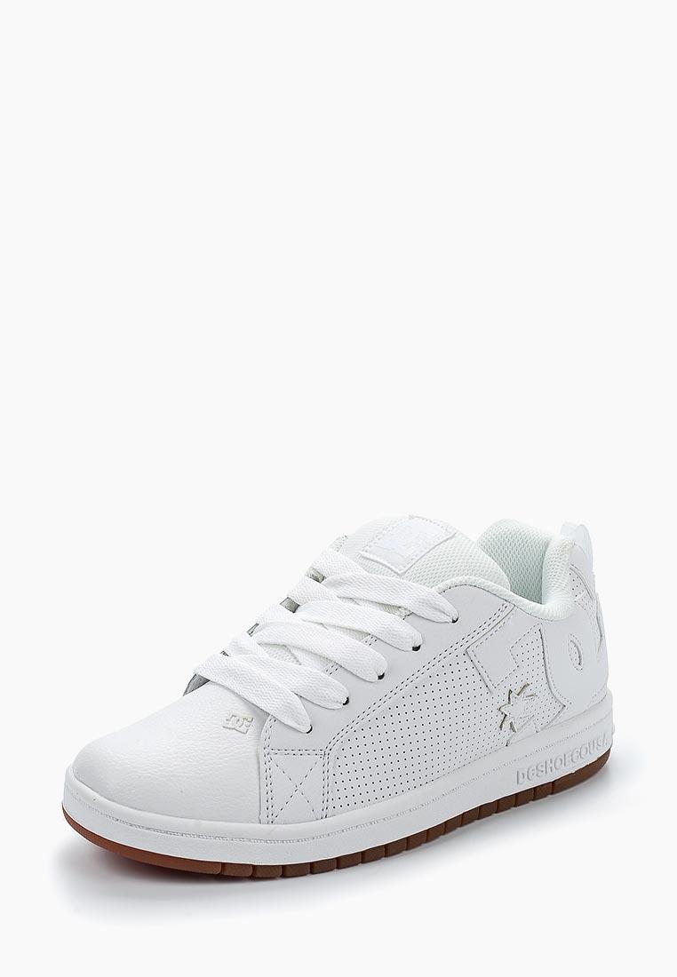 Кеды для мальчиков DC Shoes ADBS100207