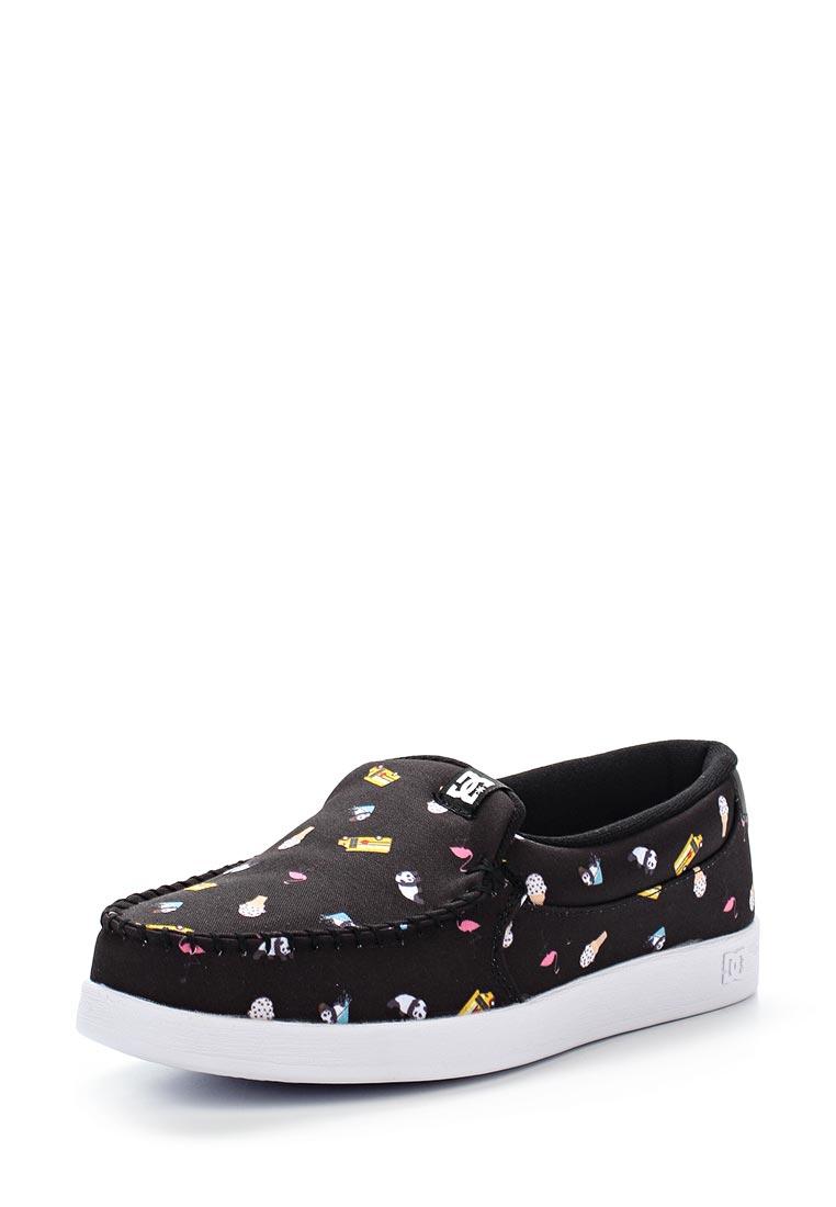 Мужские мокасины DC Shoes ADYS100399