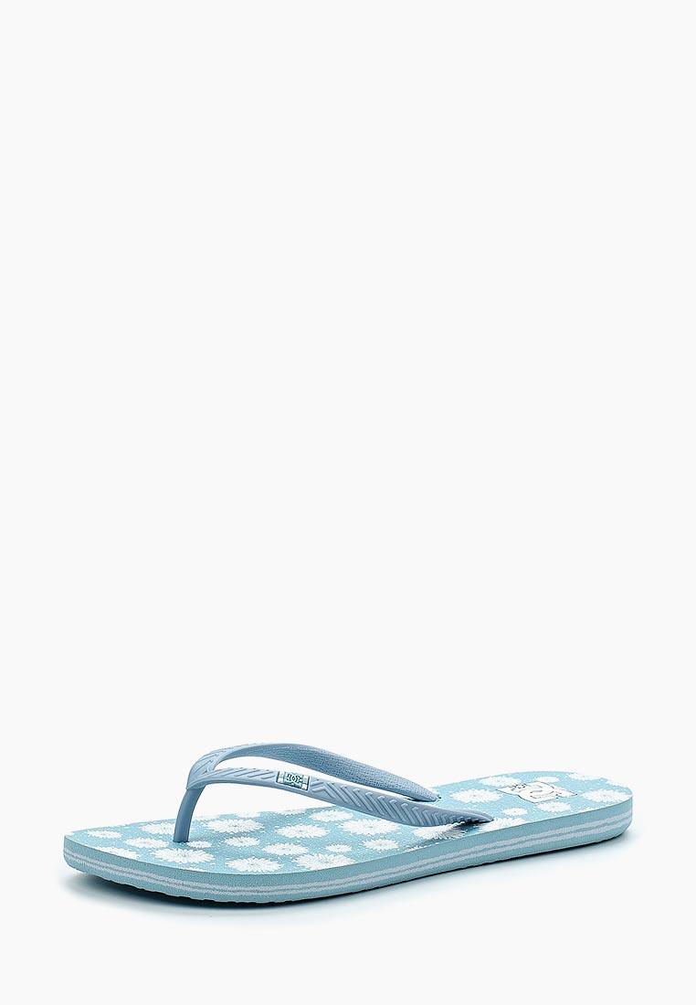 Женские сланцы DC Shoes 303363-LTB